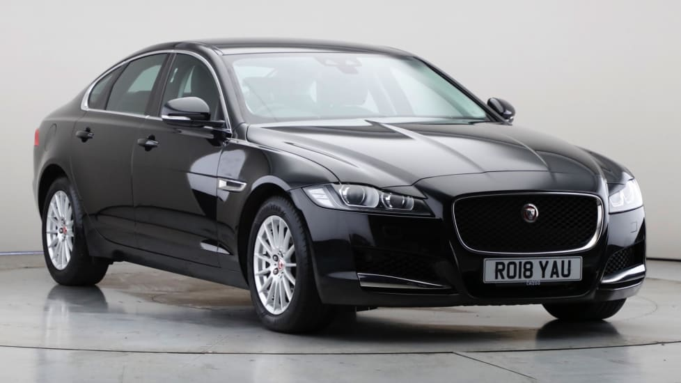 2018 Used Jaguar XF 2L Prestige i
