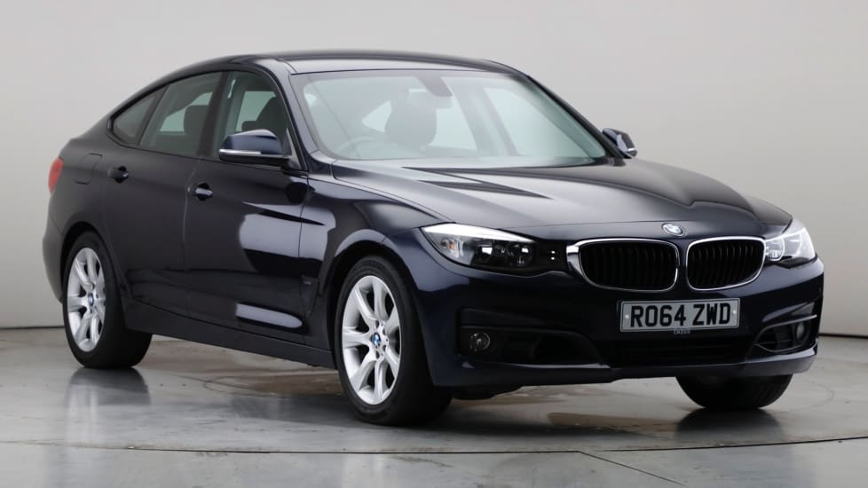 2014 Used BMW 3 Series Gran Turismo 2L SE 325d