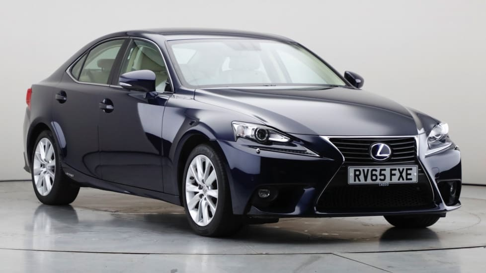 2015 Used Lexus IS 300 2.5L Executive Edition