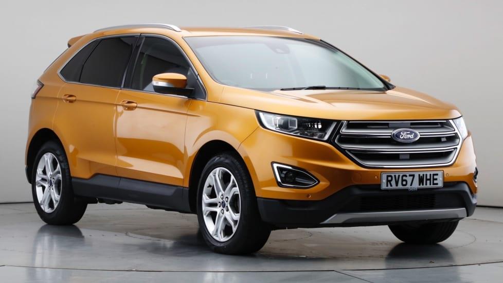 2017 Used Ford Edge 2L Titanium TDCi