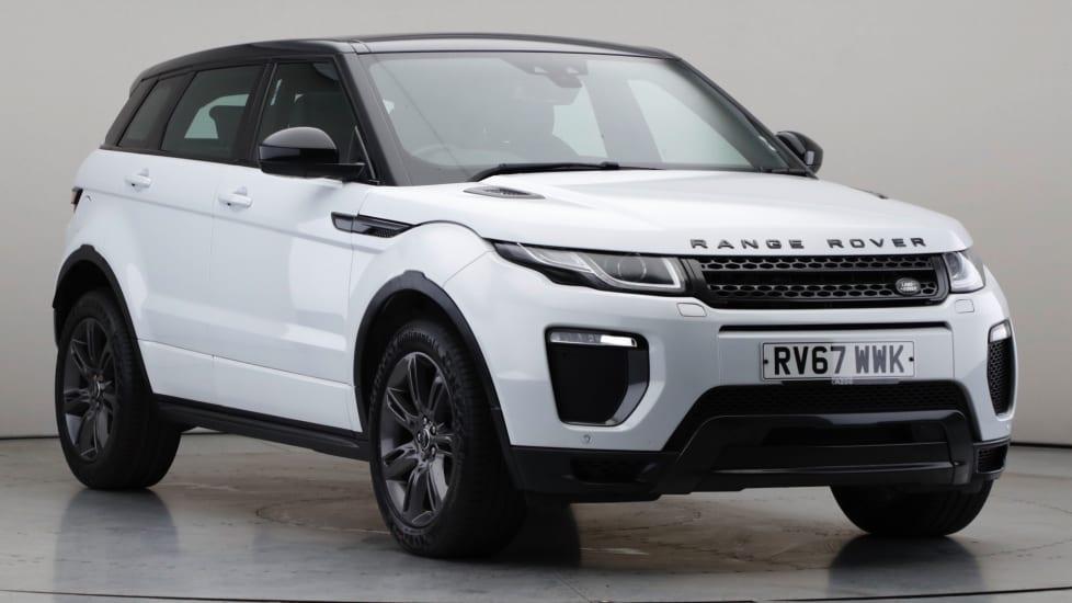 2017 Used Land Rover Range Rover Evoque 2L Landmark TD4