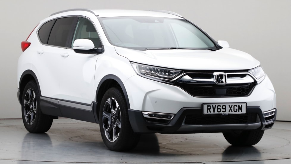 2019 Used Honda CR-V 1.5L SR VTEC Turbo