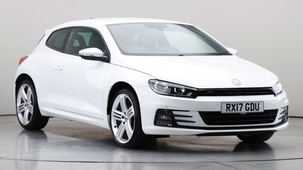 2017 Used Volkswagen Scirocco 2L R-Line BlueMotion Tech TDI