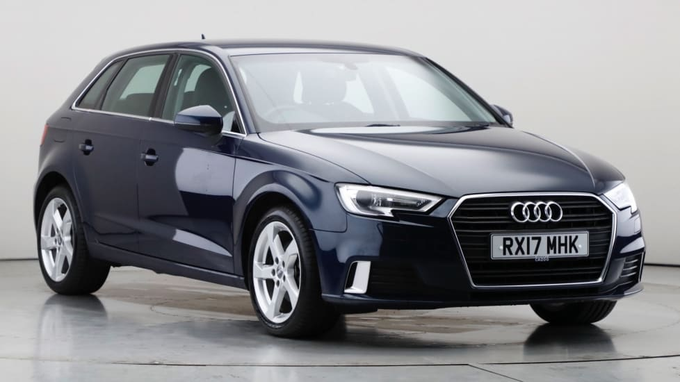 2017 Used Audi A3 1.6L Sport TDI