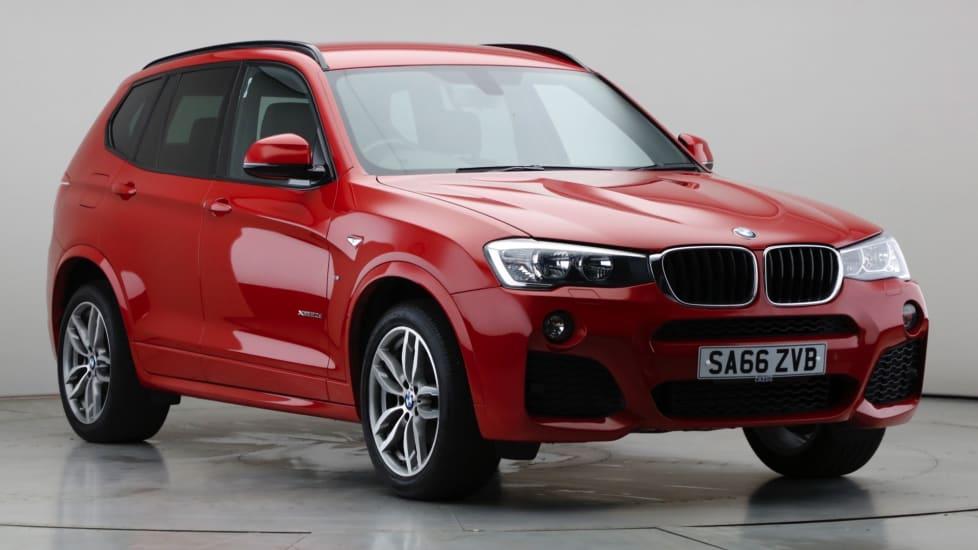 2016 Used BMW X3 2L M Sport 20d
