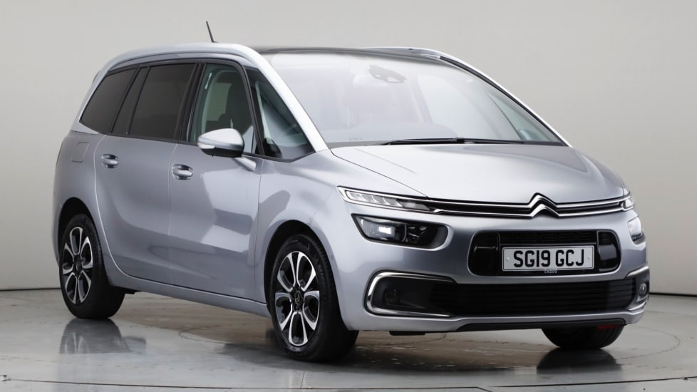 2019 Used Citroen Grand C4 SpaceTourer 1.2L Flair PureTech