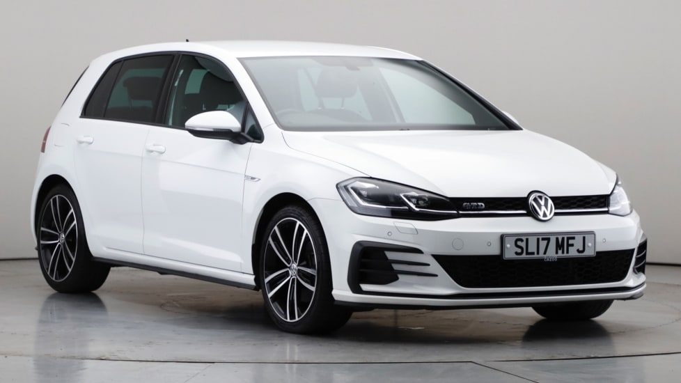 2017 Used Volkswagen Golf 2L GTD BlueMotion Tech TDI