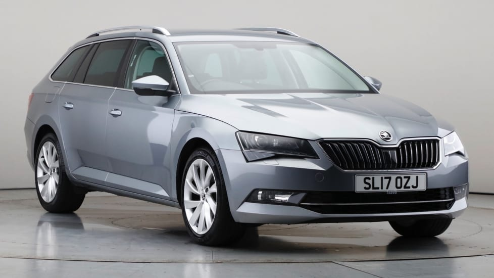 2017 Used Skoda Superb 2L SE L Executive TSI