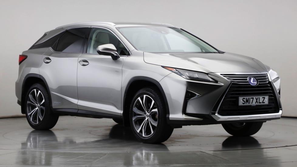 2017 Used Lexus RX 450h 3.5L Luxury h V6