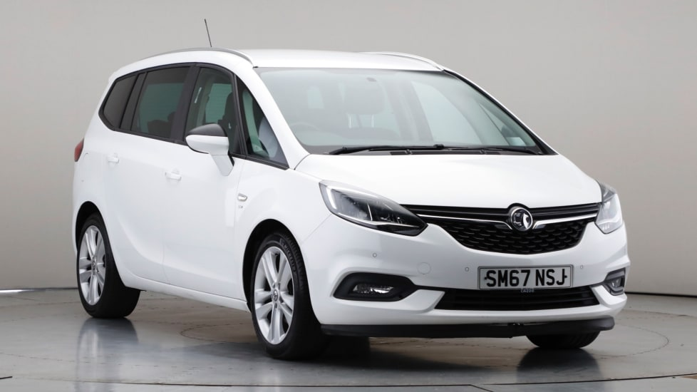 2018 Used Vauxhall Zafira Tourer 1.4L SRi Nav i Turbo