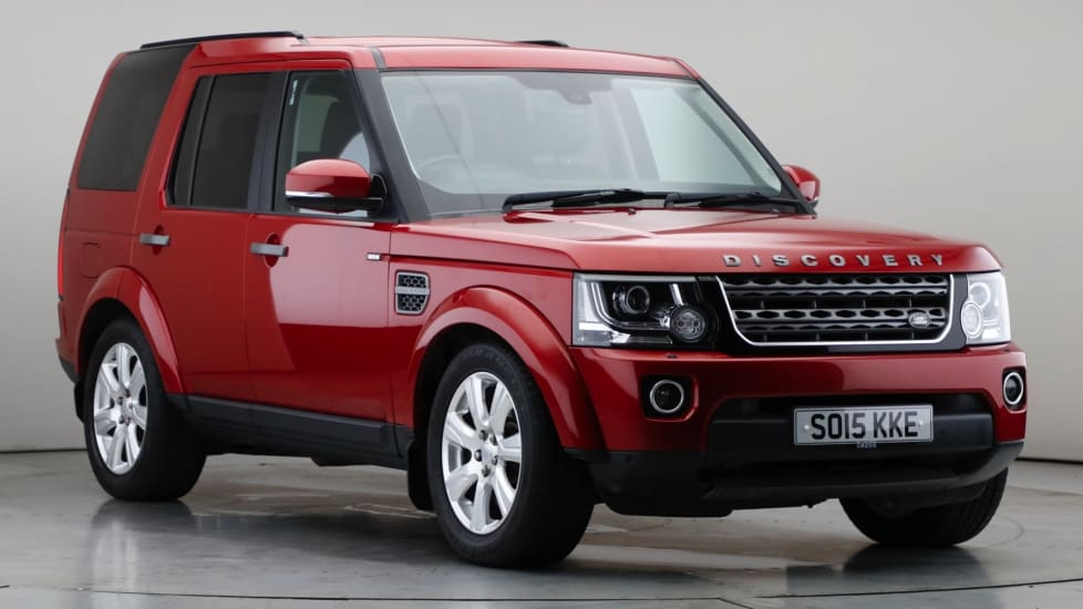 2015 Used Land Rover Discovery 4 3L SE Tech SD