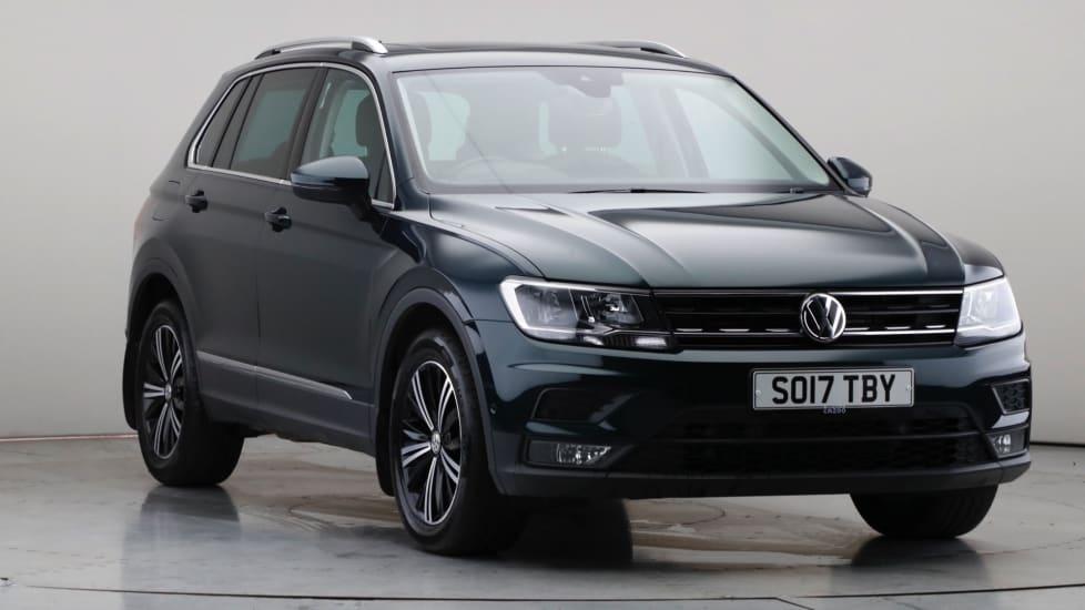 2017 Used Volkswagen Tiguan 2L SE BlueMotion Tech TDI
