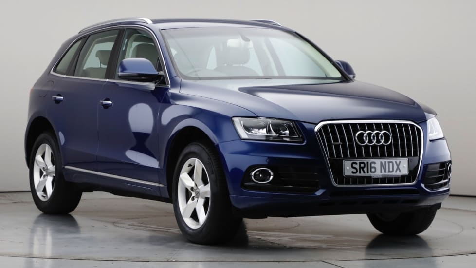 2016 Used Audi Q5 2L SE TDI