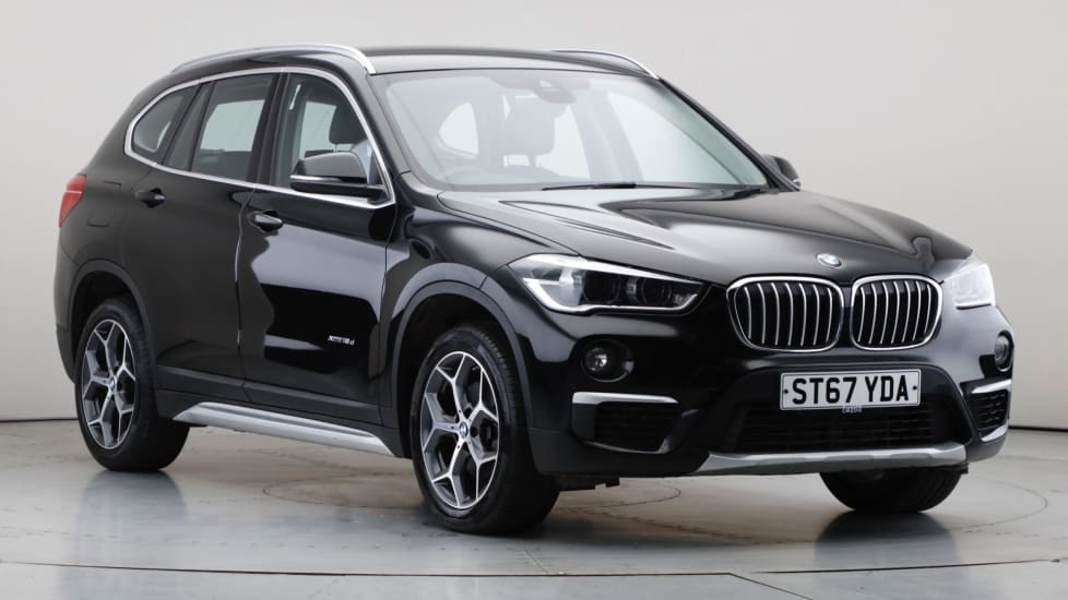 2018 Used BMW X1 2L xLine 18d