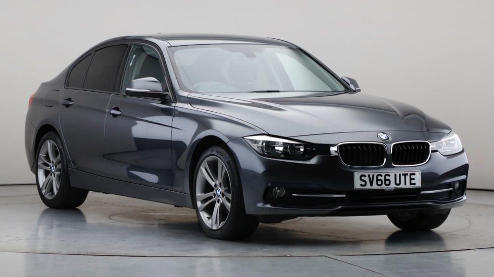 2016 Used BMW 3 Series 2L Sport 318d