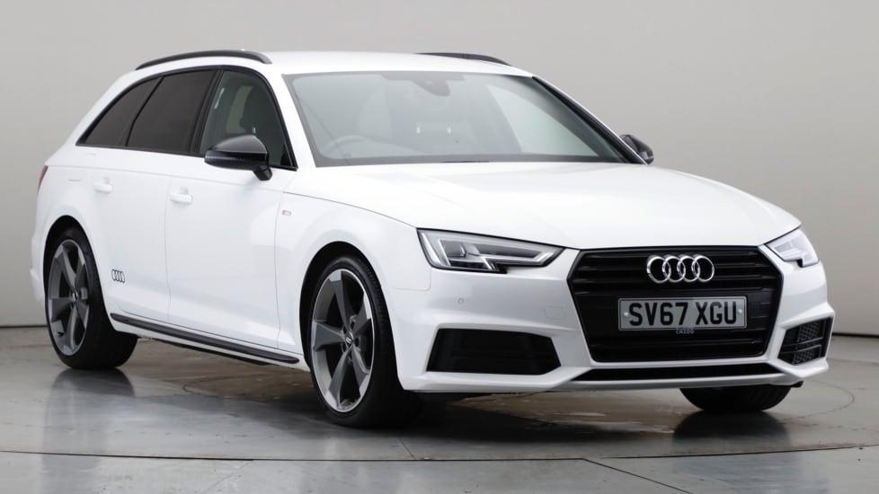 2017 Used Audi A4 Avant 1.4L Black Edition TFSI