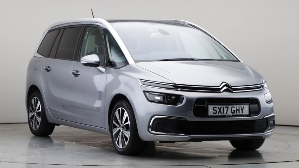 2017 Used Citroen Grand C4 Picasso 1.6L Flair BlueHDi