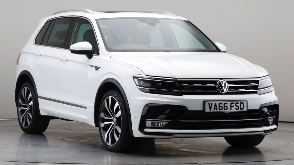2017 Used Volkswagen Tiguan 2L R-Line BlueMotion Tech TDI