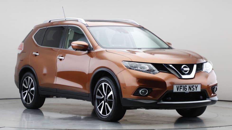 2016 Used Nissan X-Trail 1.6L Tekna dCi