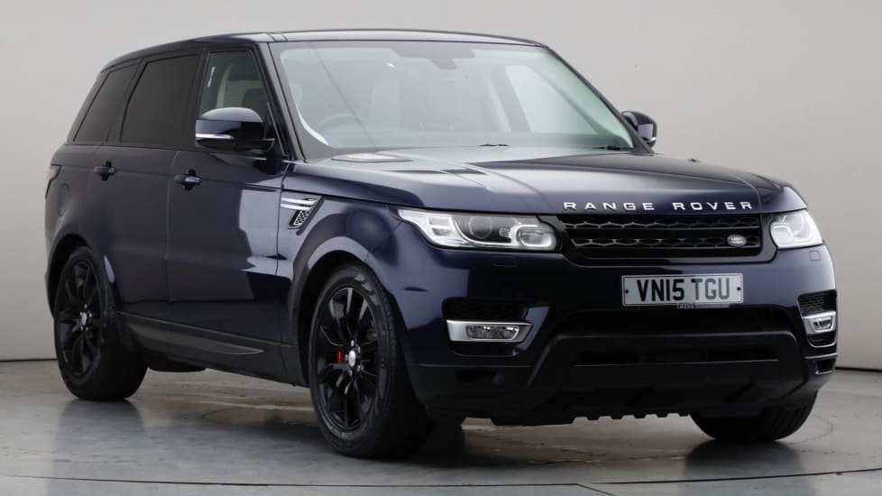 2015 Used Land Rover Range Rover Sport 3L