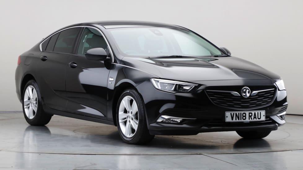 2018 Used Vauxhall Insignia 1.6L SRi Nav ecoTEC BlueInjection Turbo D