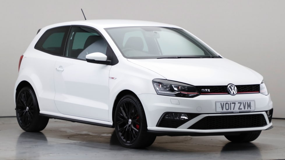 2017 Used Volkswagen Polo 1.8L GTI BlueMotion Tech TSI