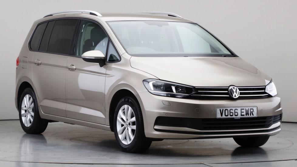 2016 Used Volkswagen Touran 1.6L SE BlueMotion Tech TDI