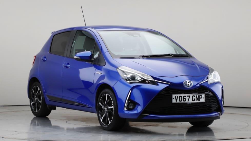 2017 Used Toyota Yaris 1.5L Design VVT-h