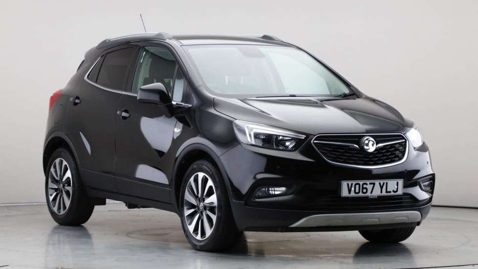 2017 Used Vauxhall Mokka X 1.6L Elite Nav CDTi