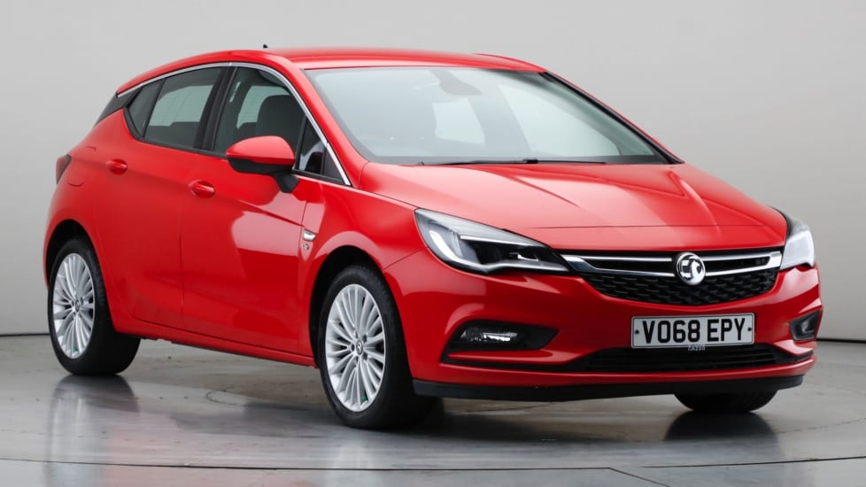 2018 Used Vauxhall Astra 1.6L Elite Nav i Turbo