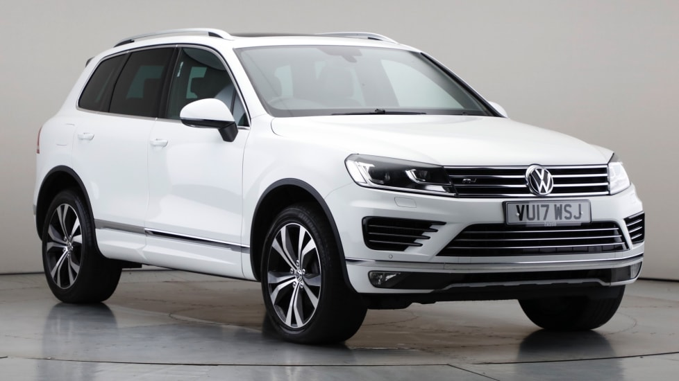 2017 Used Volkswagen Touareg 3L R-Line BlueMotion Tech TDI V6