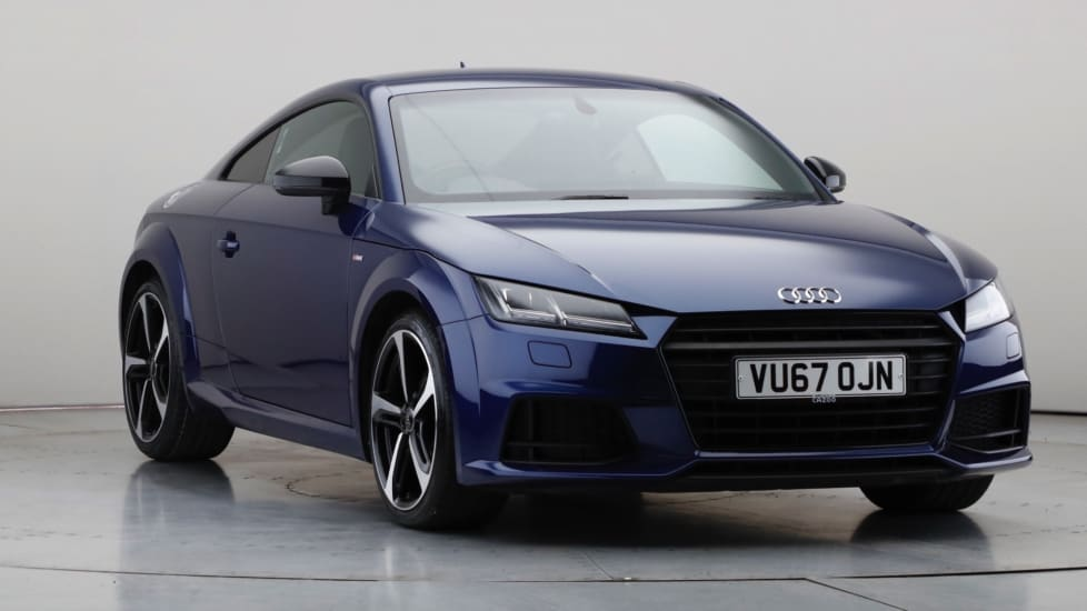 2017 Used Audi TT 2L Black Edition ultra TDI