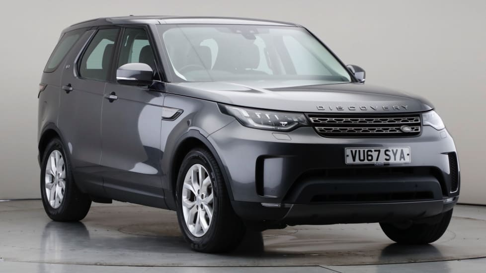 2017 Used Land Rover Discovery 3L SE TD V6