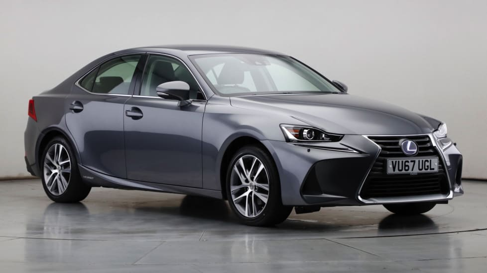 2017 Used Lexus IS 300 2.5L Executive Edition h