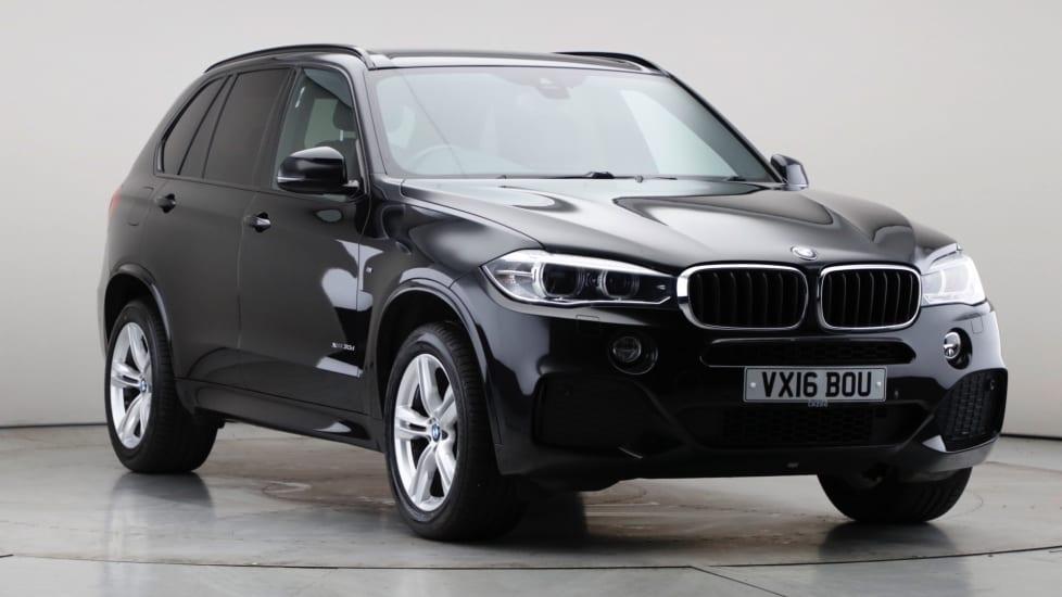 2016 Used BMW X5 3L M Sport 30d