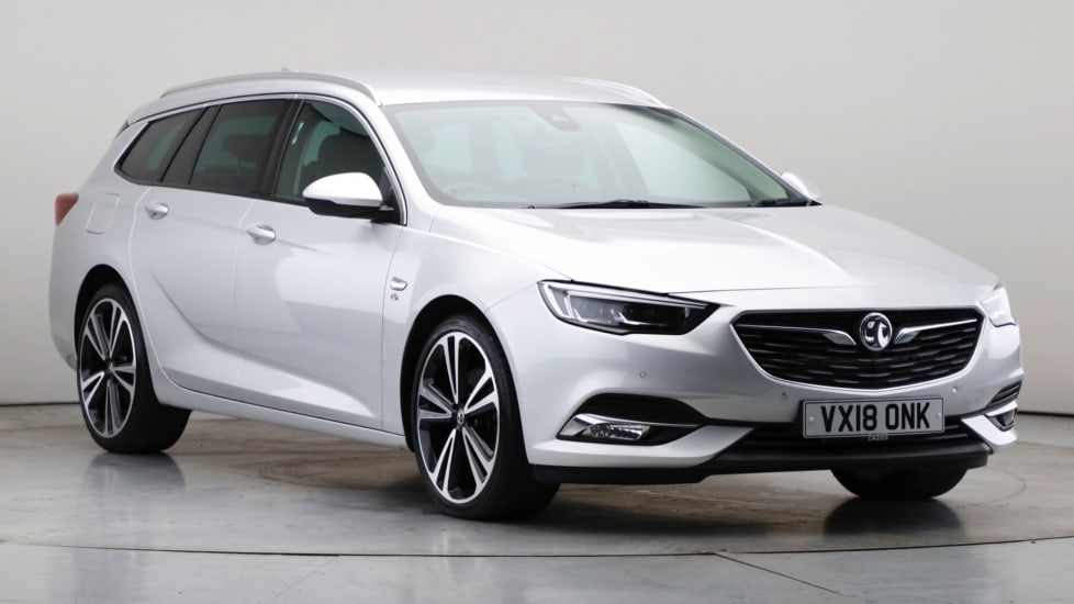 2018 Used Vauxhall Insignia 2L Elite Nav BlueInjection Turbo D