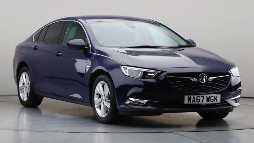 2017 Used Vauxhall Insignia 1.6L SRi Nav BlueInjection Turbo D