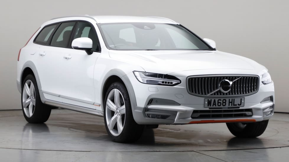 2018 Used Volvo V90 Cross Country 2L Volvo Ocean Race T6