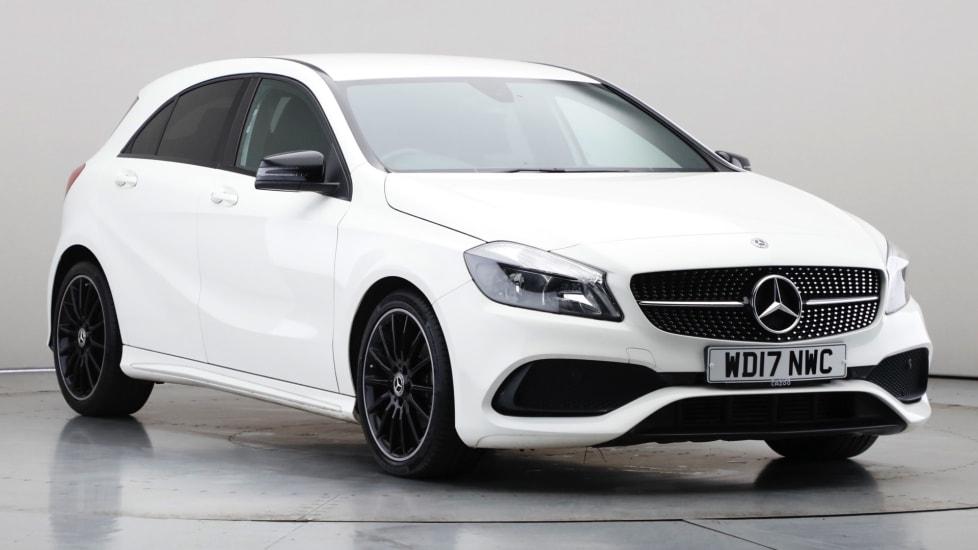 2017 Used Mercedes-Benz A Class 1.5L AMG Line A180d