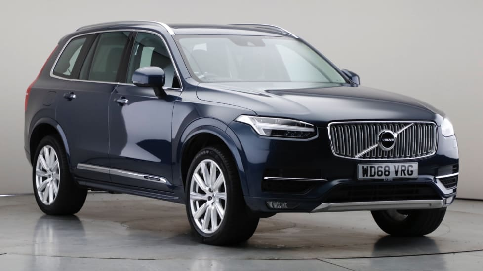 2019 Used Volvo XC90 2L Inscription T5