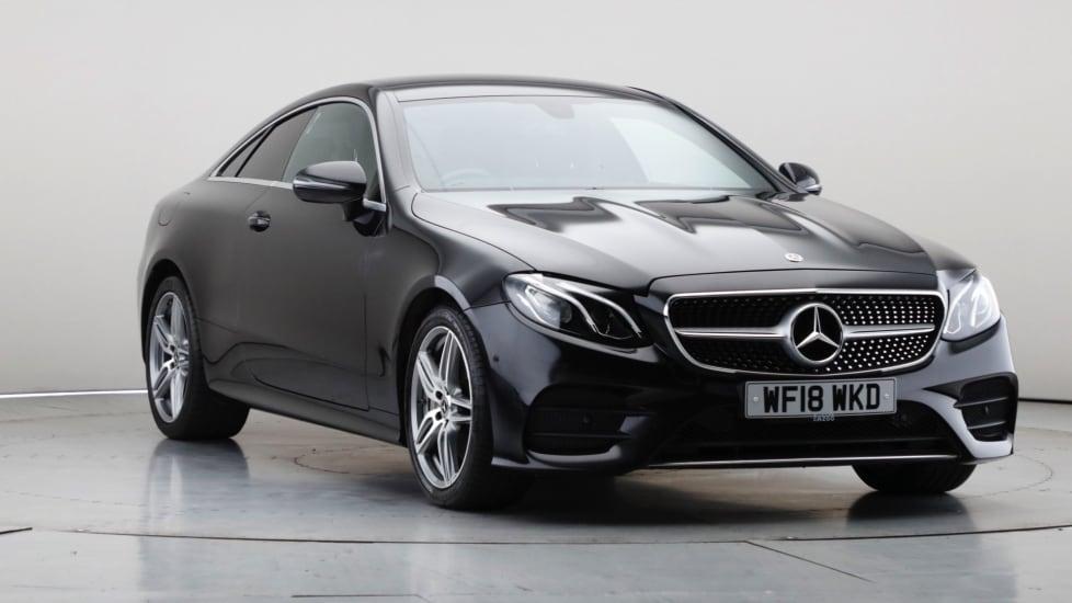 2018 Used Mercedes-Benz E Class 2L AMG Line E300