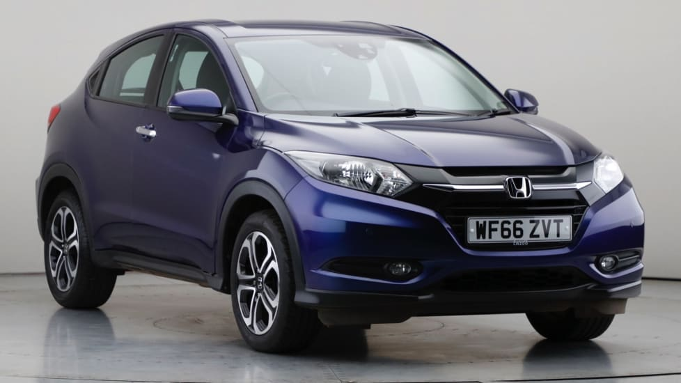 2016 Used Honda HR-V 1.5L SE i-VTEC