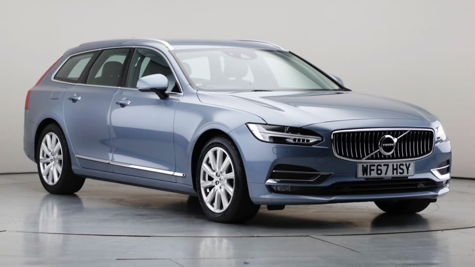 2017 Used Volvo V90 2L Inscription D4