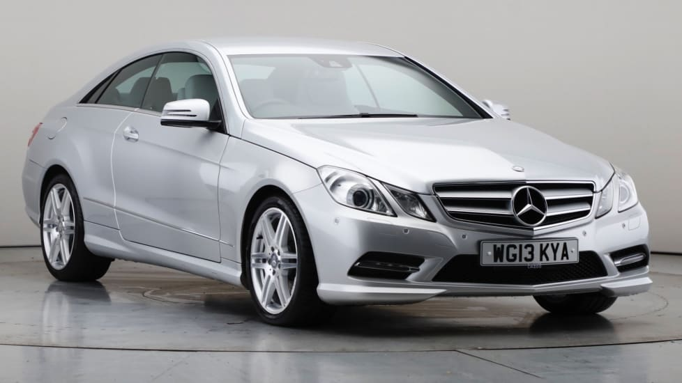 2013 Used Mercedes-Benz E Class 2.1L Sport BlueEFFICIENCY E220 CDI