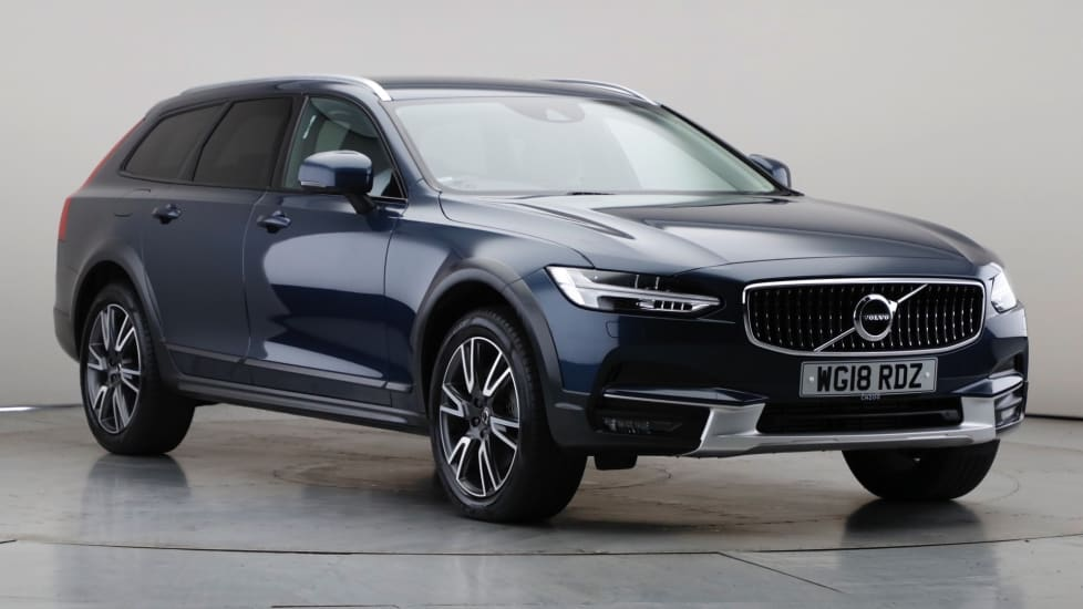 2018 Used Volvo V90 Cross Country 2L Pro T6