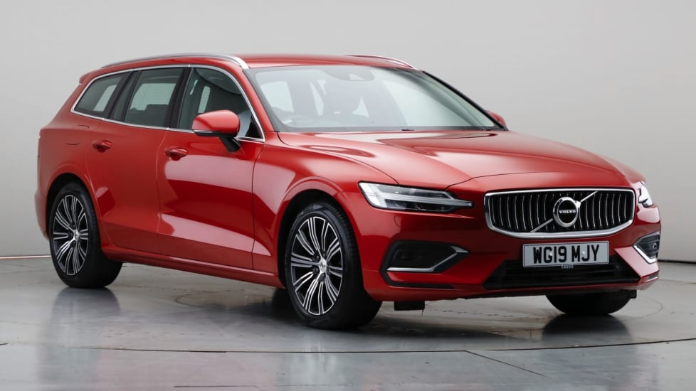 2019 Used Volvo V60 2L Inscription T5