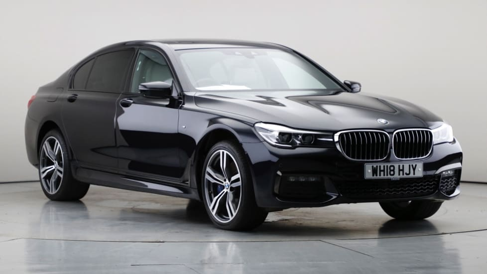 2018 Used BMW 7 Series 3L M Sport 740Ld