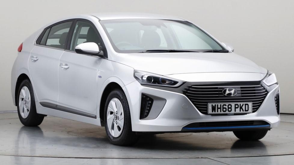 2019 Used Hyundai Ioniq 1.6L Premium h-GDi