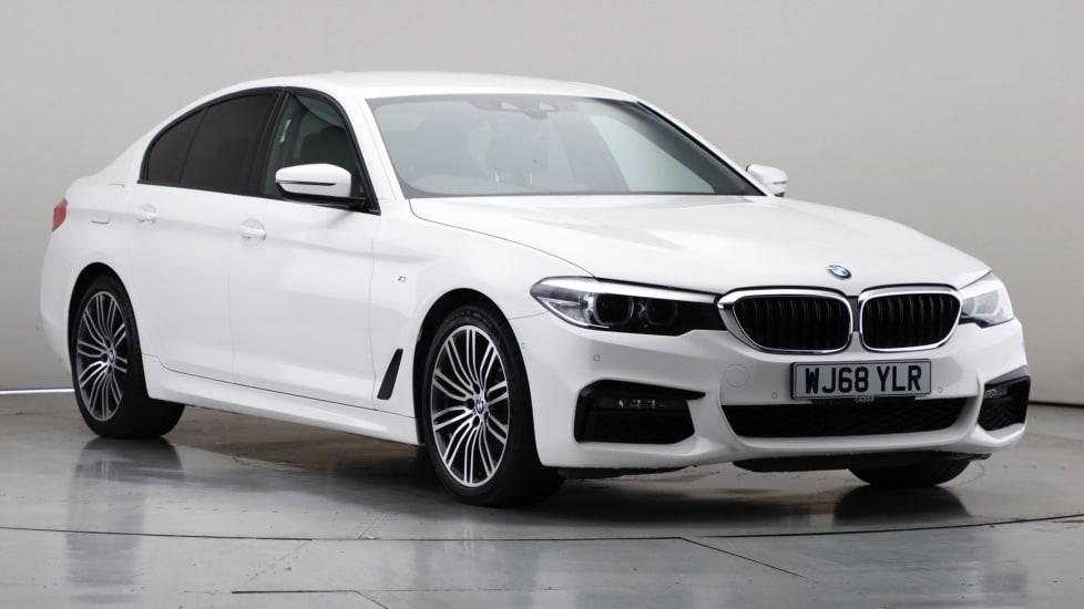 2018 Used BMW 5 Series 2L M Sport 520i