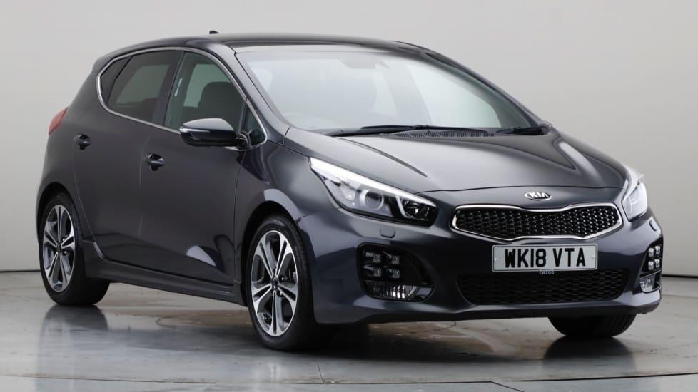 2018 Used Kia Ceed 1.6L GT-Line S CRDi